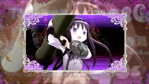 暁美ほむらカットイン動画「運命は私が変える」